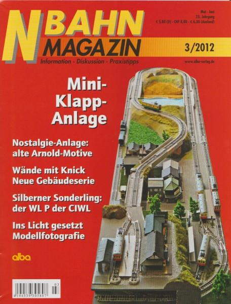 N-Bahn Magazin 2012 / 03