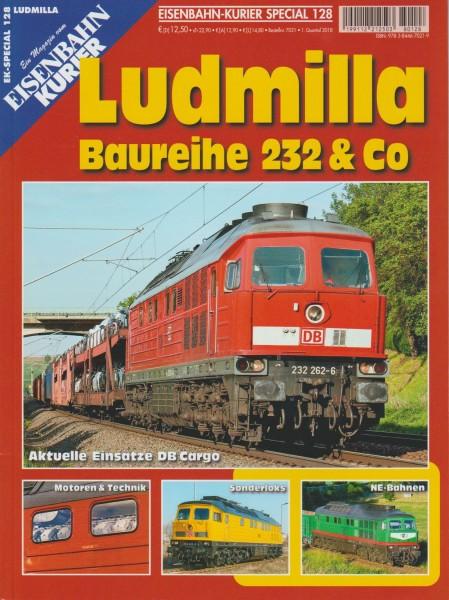 Ludmilla - Baureihe 232 & Co