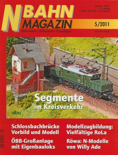 N-Bahn Magazin 2011 / 05