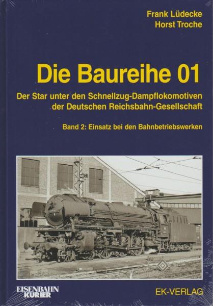 Die Baureihe 01 - Band 2