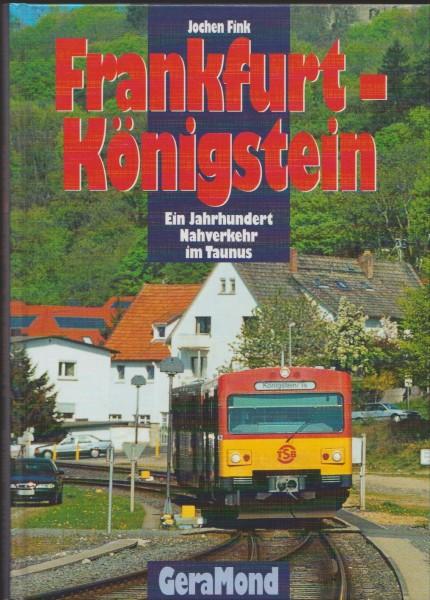 Frankfurt - Königstein