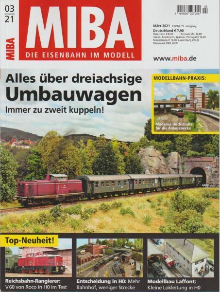MIBA 2021 März