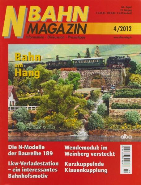 N-Bahn Magazin 2012 / 04