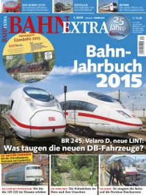 BahnExtra 2015/1