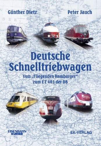 Deutsche Schnelltriebwagen