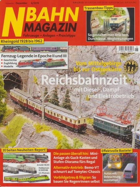 N-Bahn Magazin 2019 / 06