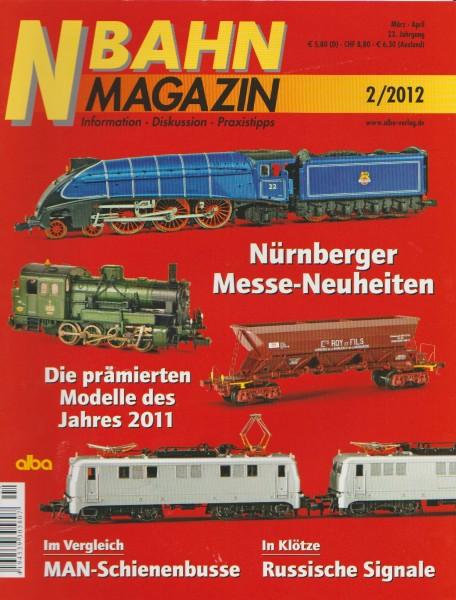N-Bahn Magazin 2012 / 02