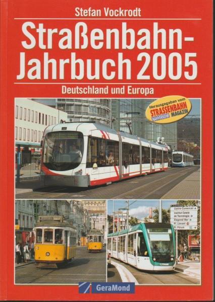 Straßenbahn-Jahrbuch 2005