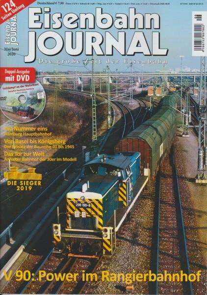 Eisenbahn Journal 2020 Mai/Juni