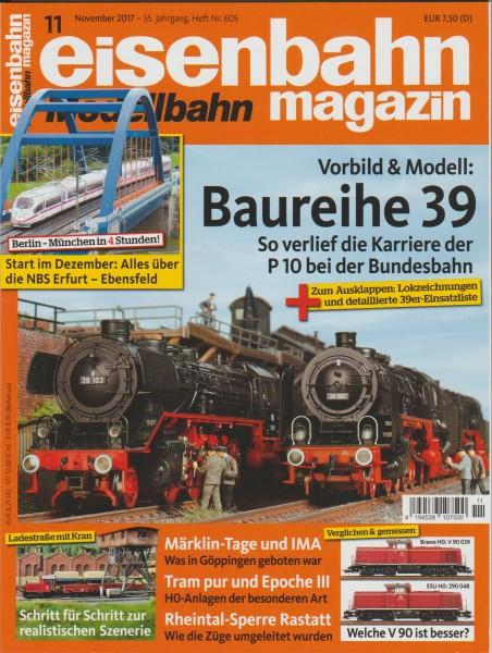 Eisenbahn-Magazin November 2017