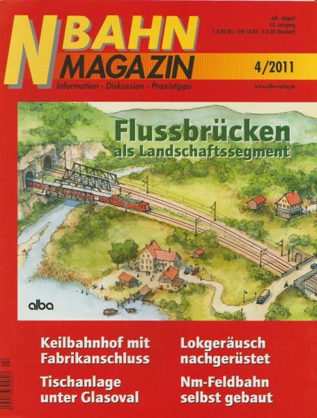 N-Bahn Magazin 2011 / 04