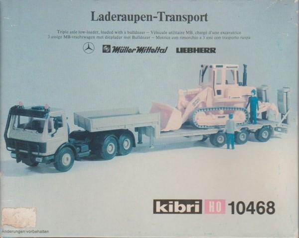 1:87 Laderaupen- Transport