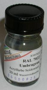 RAL 7022 Umbragrau, seidenmatt
