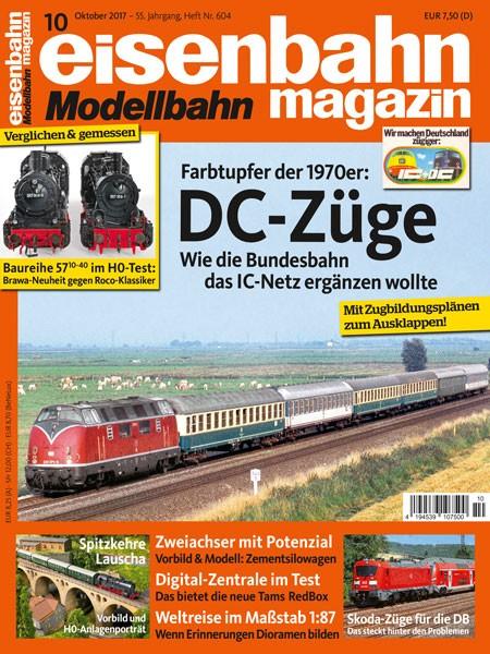 Eisenbahn-Magazin Oktober 2017