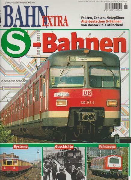 BahnExtra 2003/5