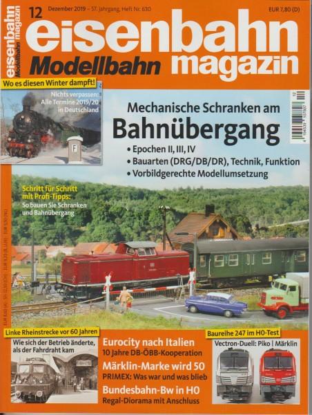 Eisenbahn-Magazin Dezember 2019