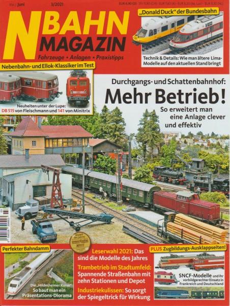 N-Bahn Magazin 2021 / 03