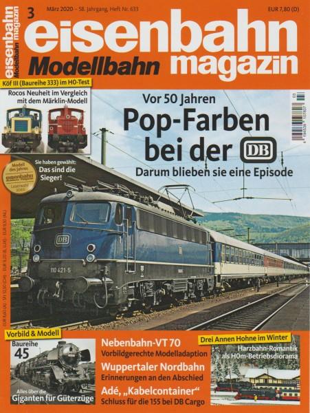 Eisenbahn-Magazin März 2020