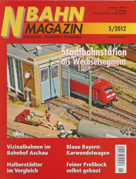 N-Bahn Magazin 2012 / 05