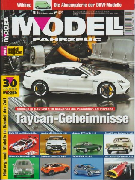 ModellFahrzeug 2020/01