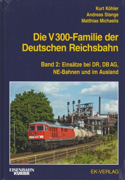 Die V 300- Familie der Deutschen Reichsbahn, Band 2