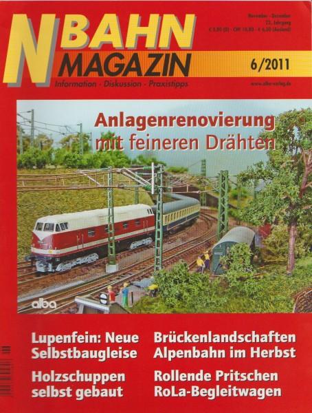 N-Bahn Magazin 2011 / 06