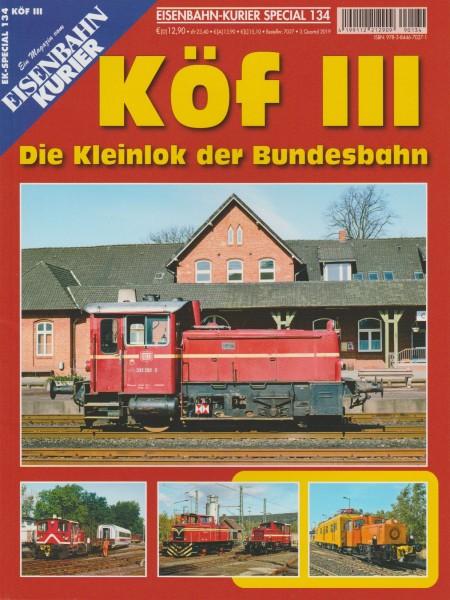 KÖF III - Die Kleinlok der Bundesbahn