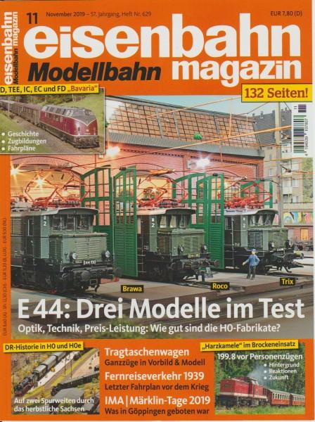 Eisenbahn-Magazin November 2019