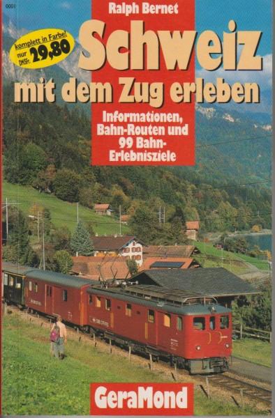 Schweiz - mit dem Zug erleben