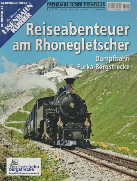 Reiseabenteuer am Rhonegletscher