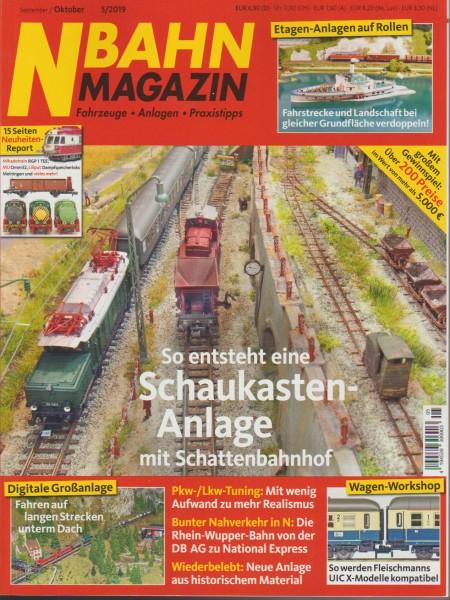 N-Bahn Magazin 2019 / 05