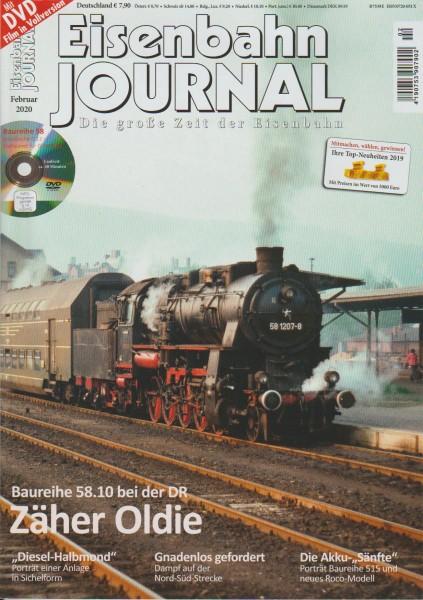 Eisenbahn Journal 2020 Februar