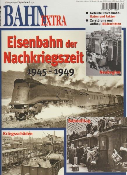 BahnExtra 2003/4