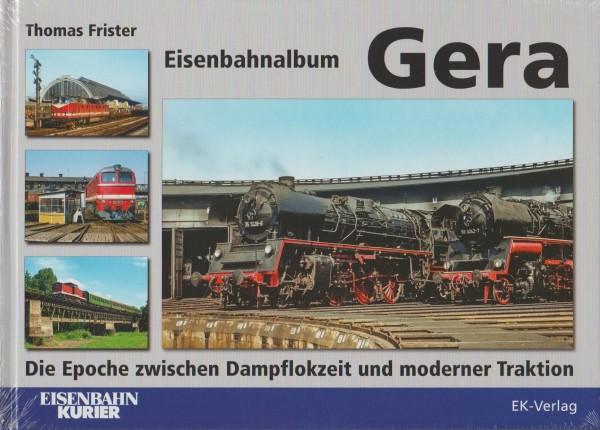 Eisenbahnalbum Gera - Thomas Frister