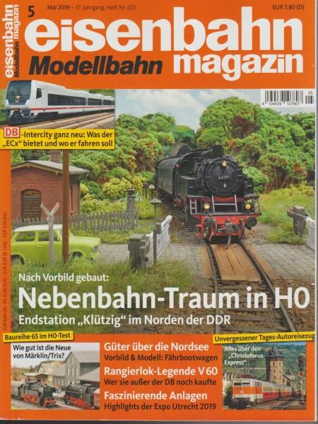 Eisenbahn-Magazin Mai 2019