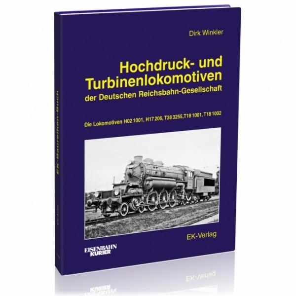 Hochdruck- und Turbinenlokomotiven der DRG