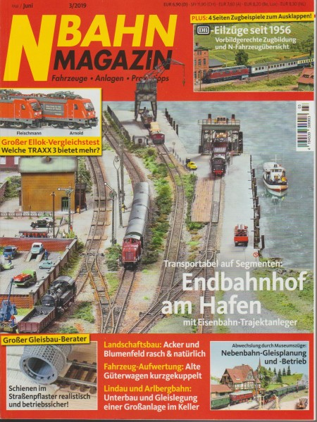 N-Bahn Magazin 2019 / 03