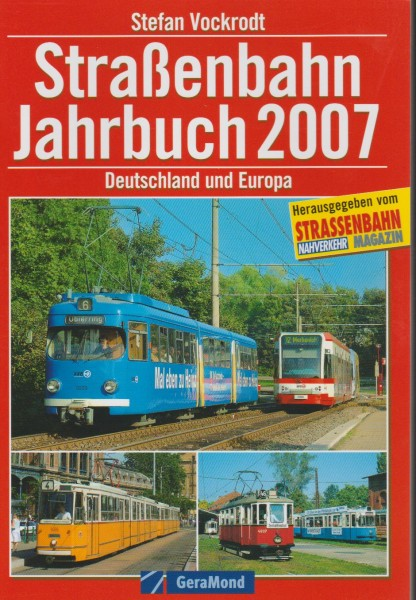 Straßenbahn-Jahrbuch 2007