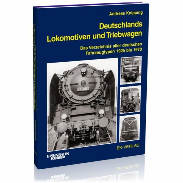 Deutschlands Lokomotiven und Triebwagen